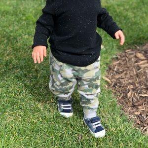 Zara Baby Boy Dino Camo Sweats